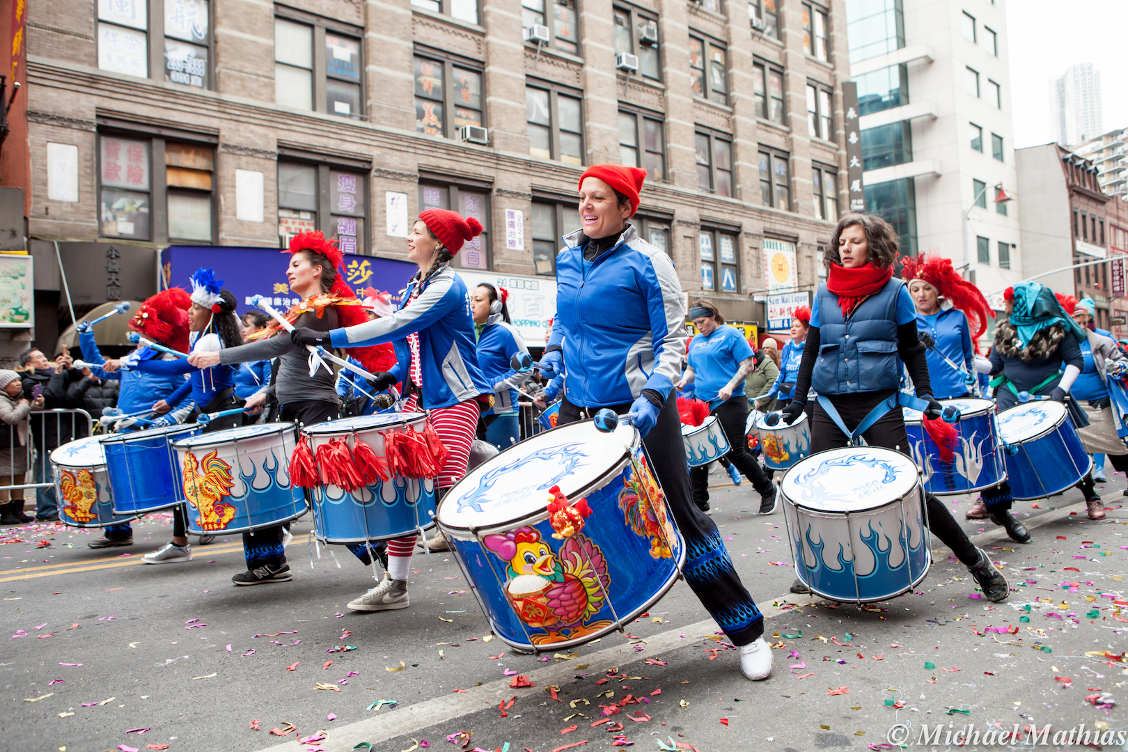 2017 Lunar New Year Parade 28