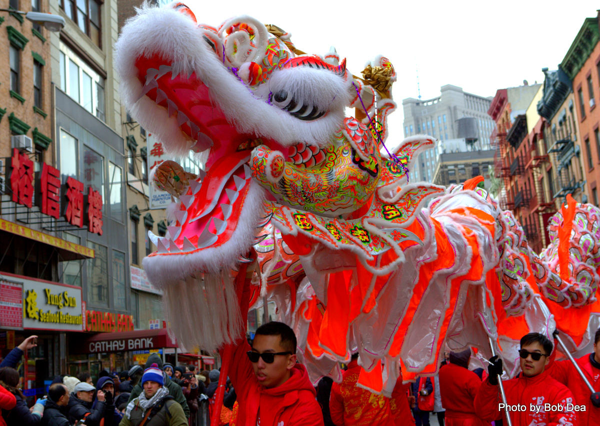 Lunar New Year Parade ...