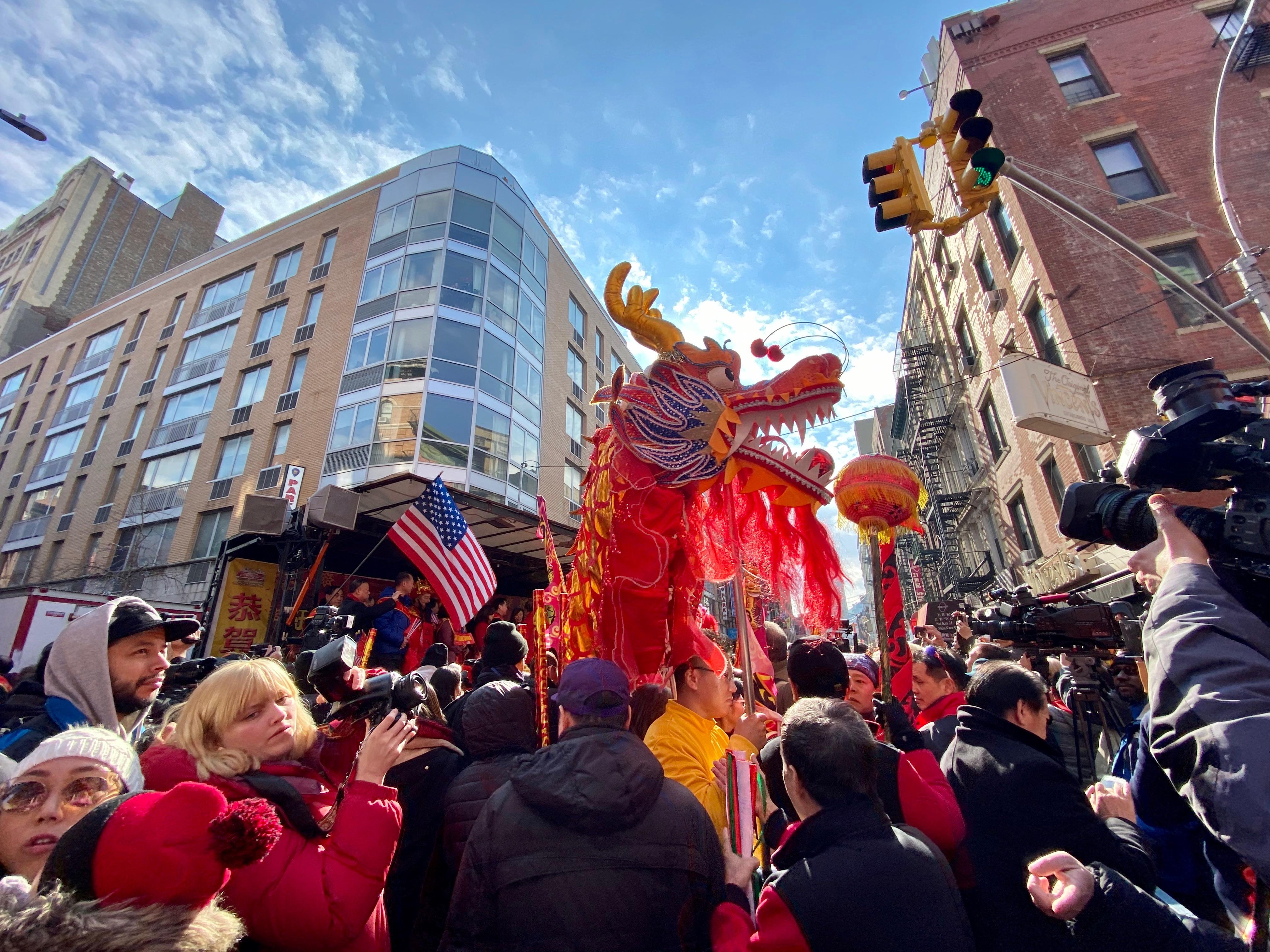Better Chinatown USA 美國繁榮華埠總會 | N.Y. Lunar New Year Parade ...